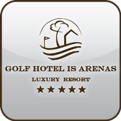 Golf Hotel Is Arenas icon