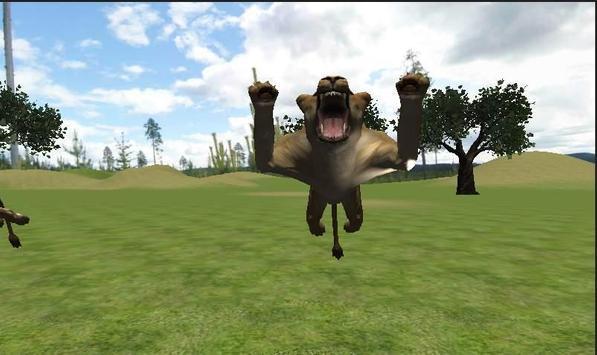 Real Lion Simulator apk screenshot