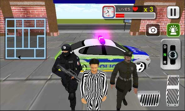 Police Car Driving Sim screenshot 14