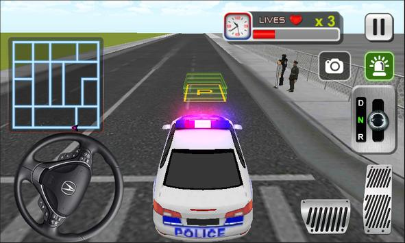 Police Car Driving Sim screenshot 15
