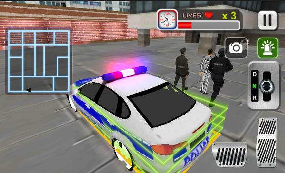 Police Car Driving Sim screenshot 21
