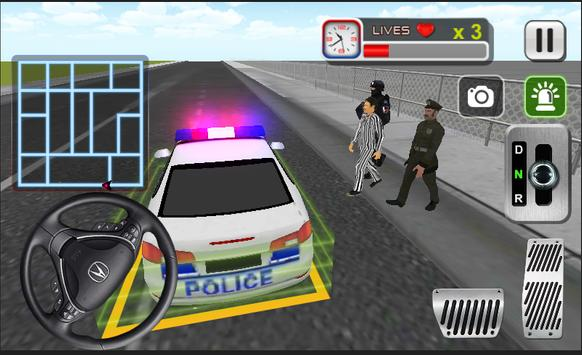 Police Car Driving Sim screenshot 2