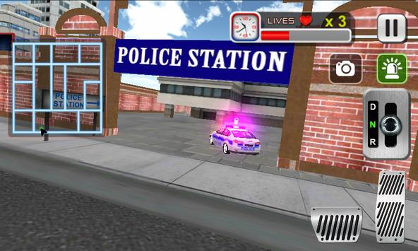 Police Car Driving Sim screenshot 4