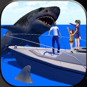 ikon Shark Attack 3D Simulator