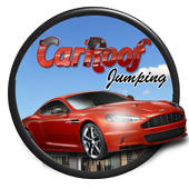 Crazy Car Roof Jumping 3D icon