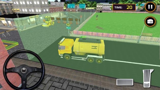 Loader and Dump Truck apk screenshot