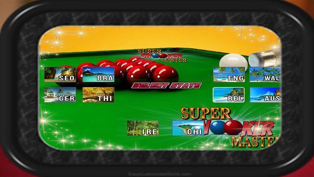 Super Snooker Master - Snooker Championship poster