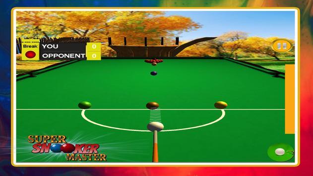 Super Snooker Master - Snooker Championship screenshot 2