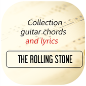 Guitar Chords of Rolling Stone icon