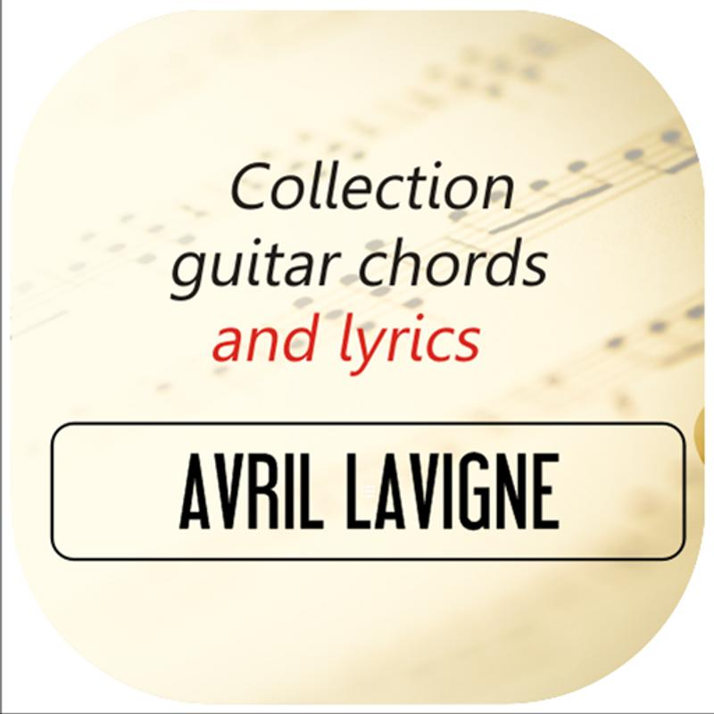 Avril Guitar Chords And Lyrics Apk Download Free Entertainment App