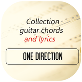 Guitar Chords of One Direction icon