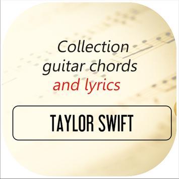 Guitar Chords of Taylor Swift screenshot 1