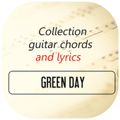 Guitar Chords of Green Day icon