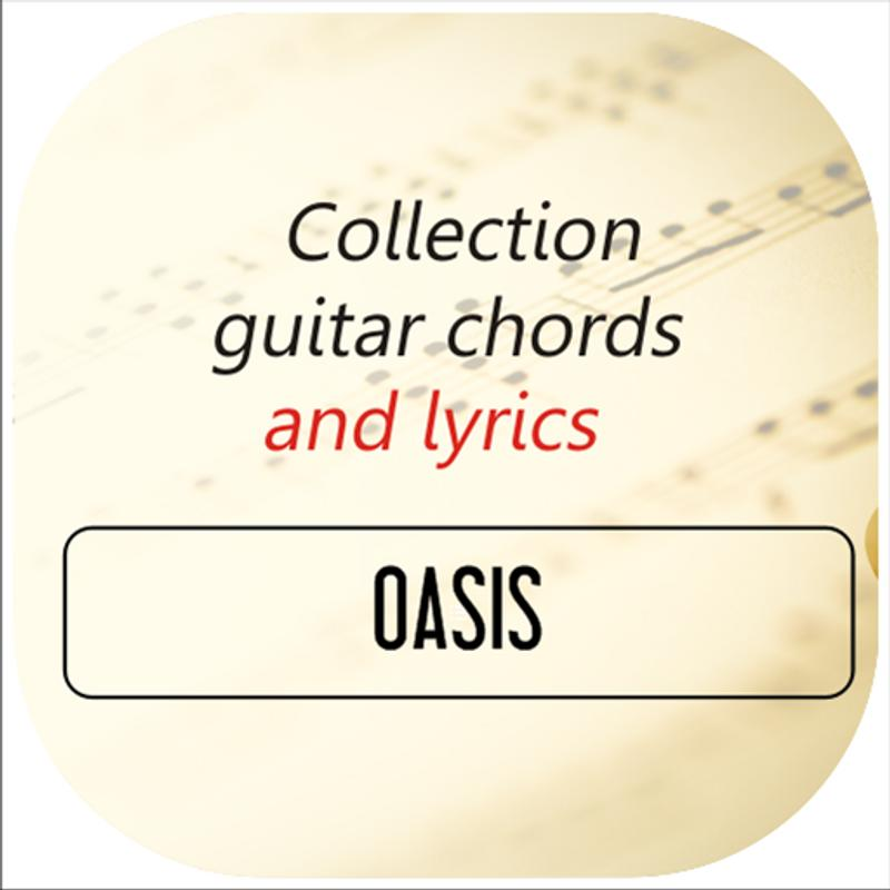 Oasis Guitar Chords N Lyrics Apk