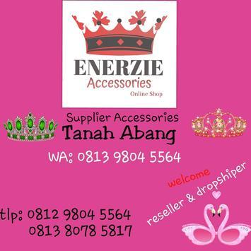 Enerzie Accessories poster
