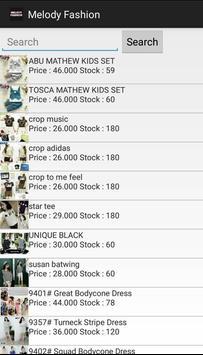 Melody Fashion apk screenshot