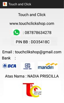 Touch And Click poster