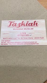 Tazkiah poster