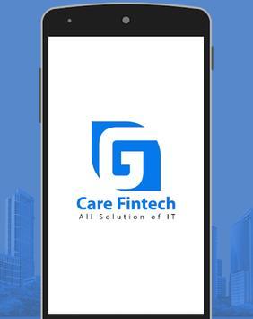 G Care Fintech poster
