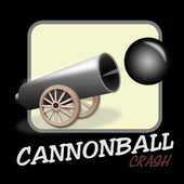 CannonBall Crash Lite icon