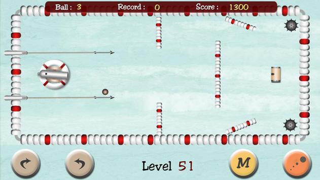 CannonBall Crash Lite screenshot 4