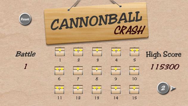 CannonBall Crash Lite poster