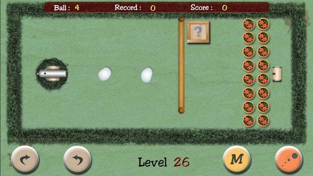 CannonBall Crash Lite screenshot 2