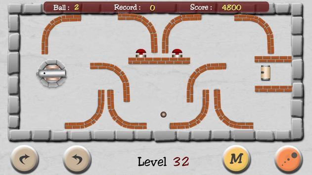 CannonBall Crash Lite screenshot 3