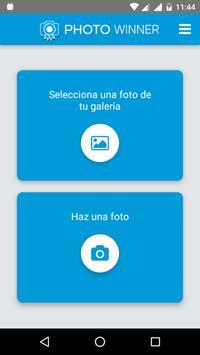 PhotoWinner, mejora tu foto en un solo clic screenshot 1