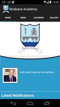 Strabane Academy poster