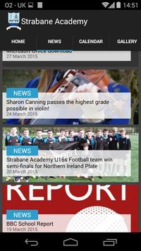 Strabane Academy apk screenshot