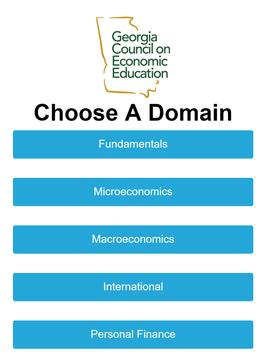 GCEE Economics Test Prep screenshot 3