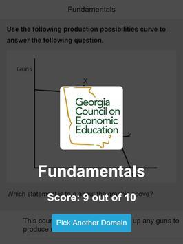 GCEE Economics Test Prep screenshot 12