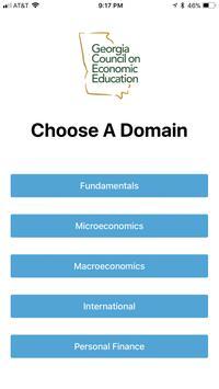 GCEE Economics Test Prep screenshot 1