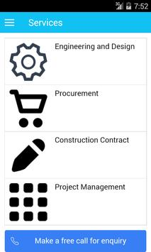 G Construction apk screenshot