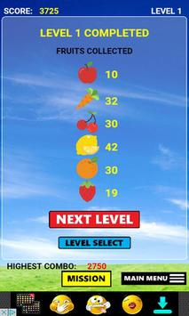 FRUIT FALL apk screenshot