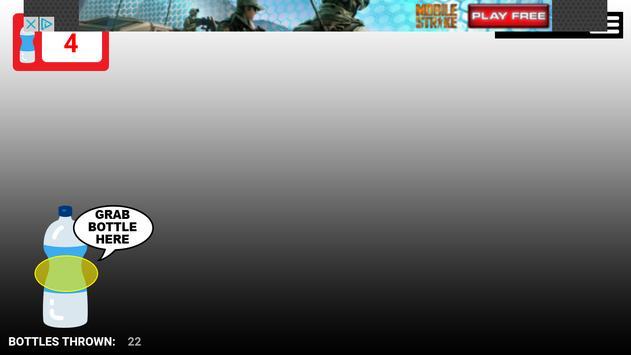 WATER BOTTLE CHALLENGE screenshot 1