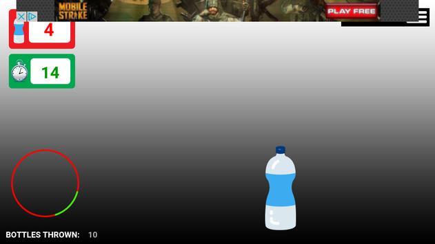 WATER BOTTLE CHALLENGE screenshot 4