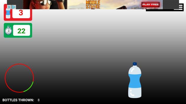 WATER BOTTLE CHALLENGE screenshot 5