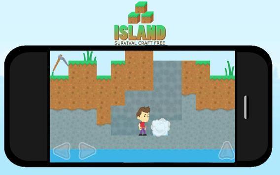 Island Survival Craft FREE apk screenshot