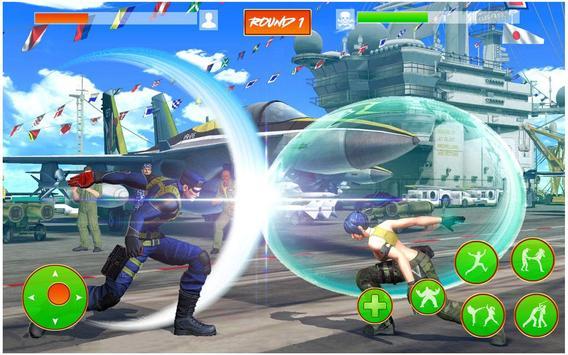 Alien Fighting : Galaxy Attack Free Fighting Games screenshot 1