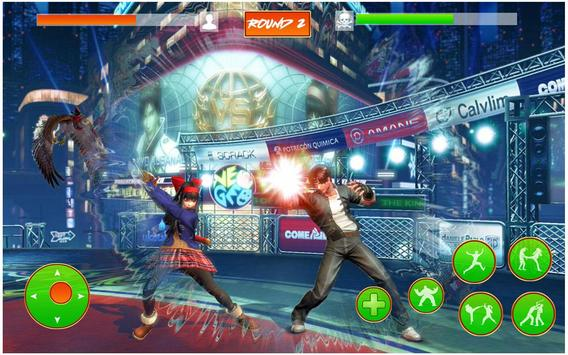 Alien Fighting : Galaxy Attack Free Fighting Games screenshot 2