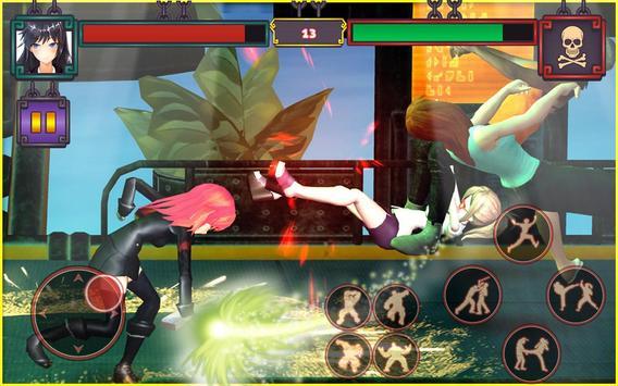 Grand Street Girl Fighting