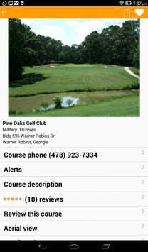 Golf Alerts screenshot 5