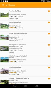 Golf Alerts screenshot 6