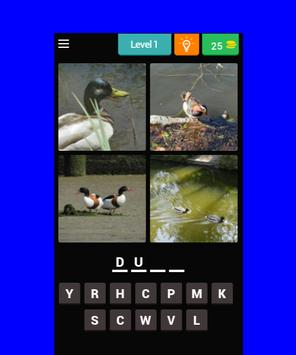 4 Pics 1 Word poster