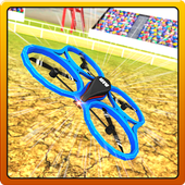 Drone Racing Copter Stunts 3D icon