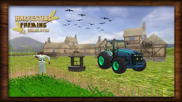 Harvesting Farming Simulator apk screenshot
