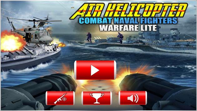 Air HeliCopter Combat WarFare poster