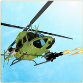 Helicopter Apache Air Battle icon
